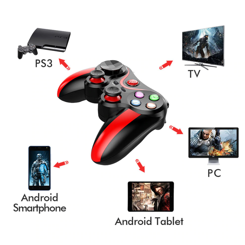 Bluetooth gamepad játkkontroller VA-013