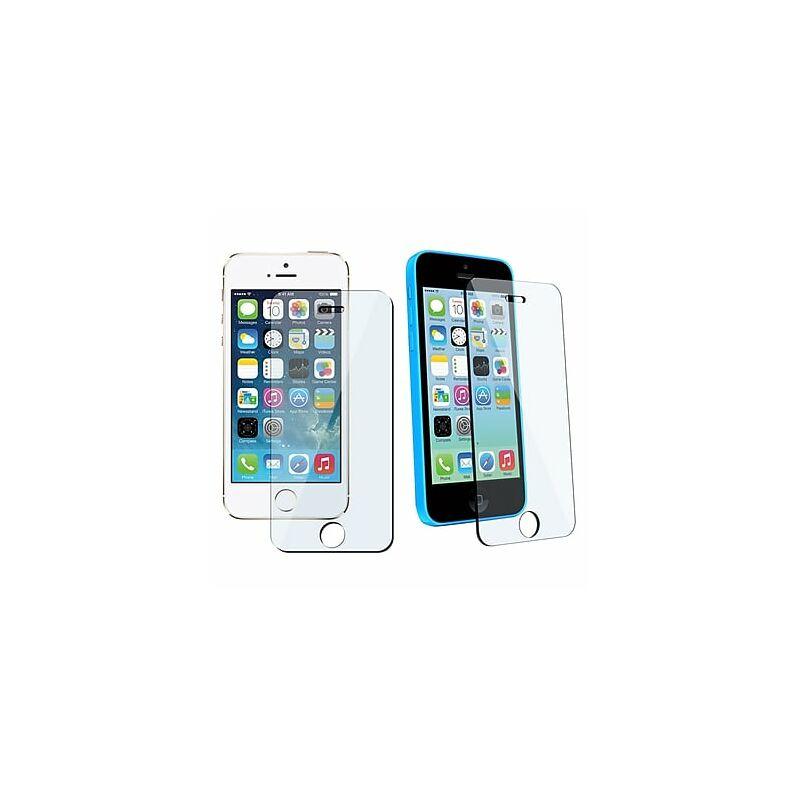 Ultravékony kijelzővédő üvegfólia iPhone 5
