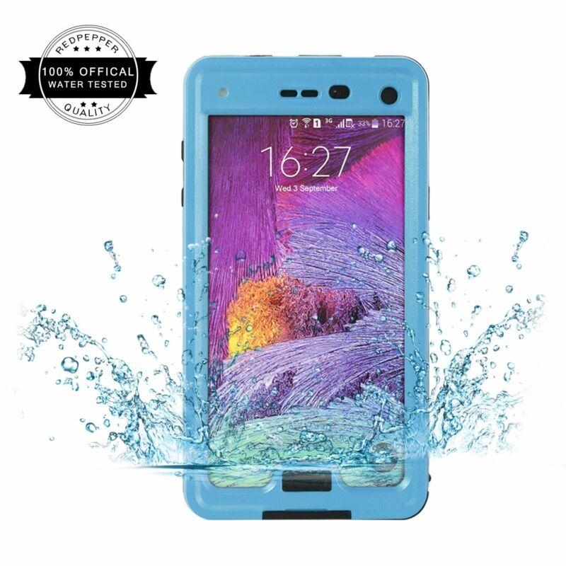 Vízhatlan/vízálló tok Galaxy Note4 -hez