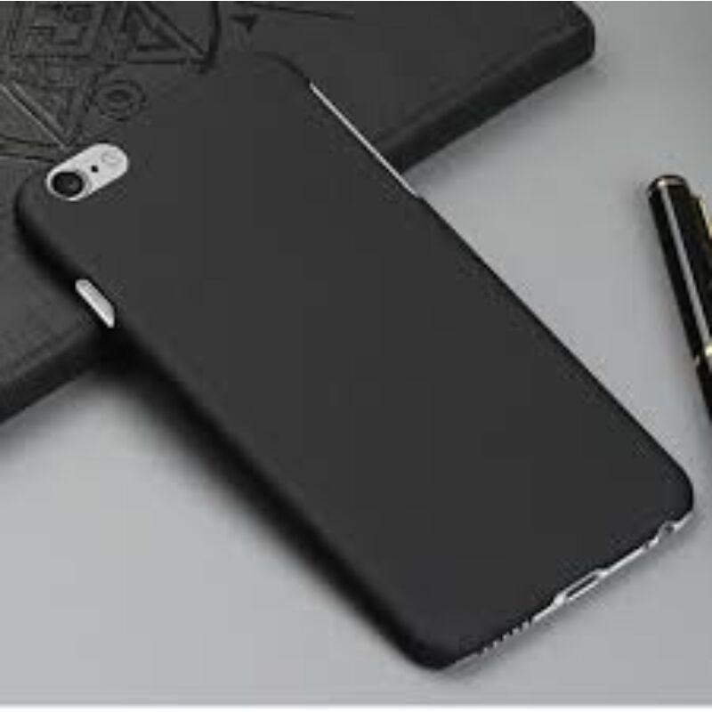 iPhone 6-hoz kemény tok - fekete