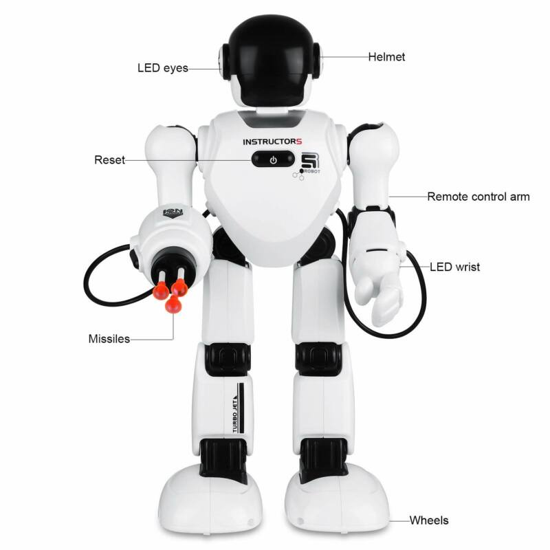 Intelligens Wireless Robot Intructors 5