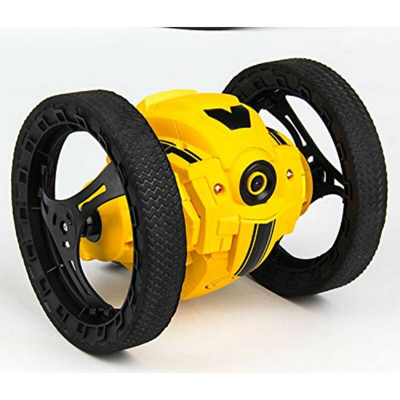 Ugráló drón, távirányítós autó robot, jumping set