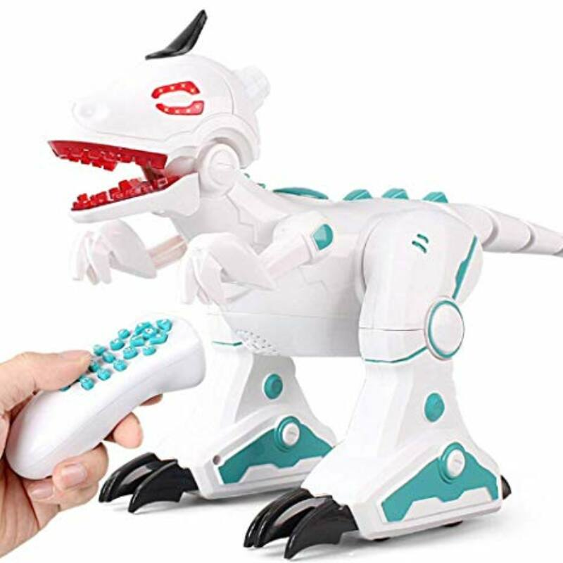 Intelligens dinoszaurusz robot