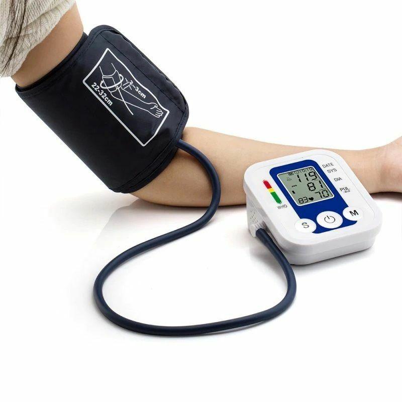 Digitális vérnyomásmérő felkaros