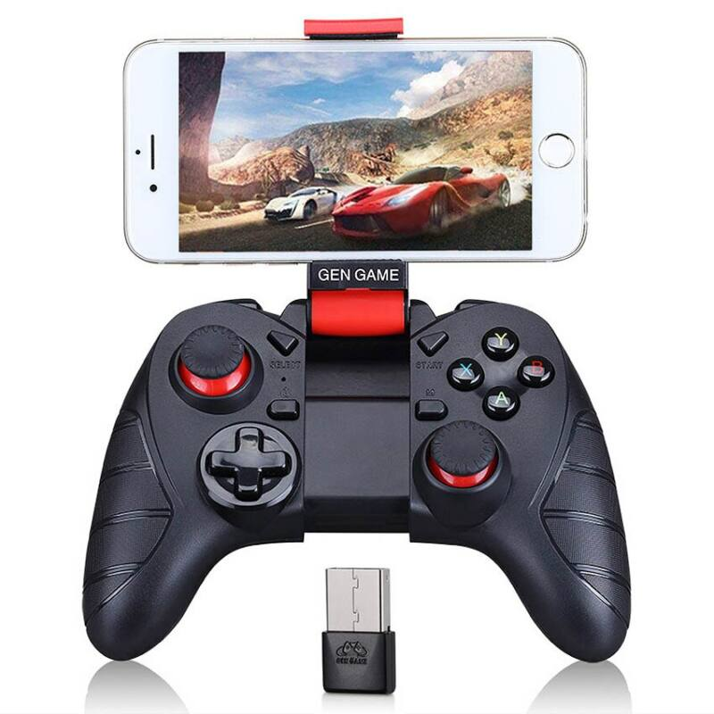 Gen Game S7 deluxe bluetooth gamepad játkkontroller