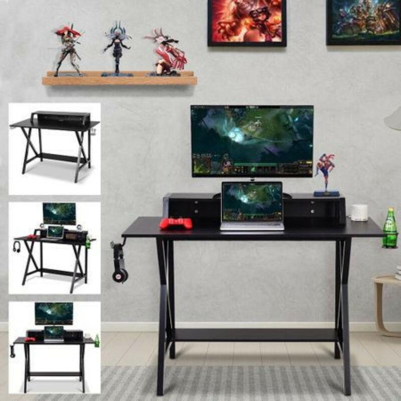 Gamer asztal basic