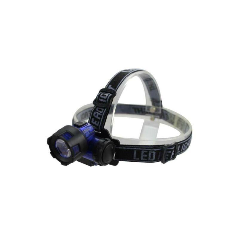 Extra erős akkumulátoros tölthető fejlámpa Headlamp