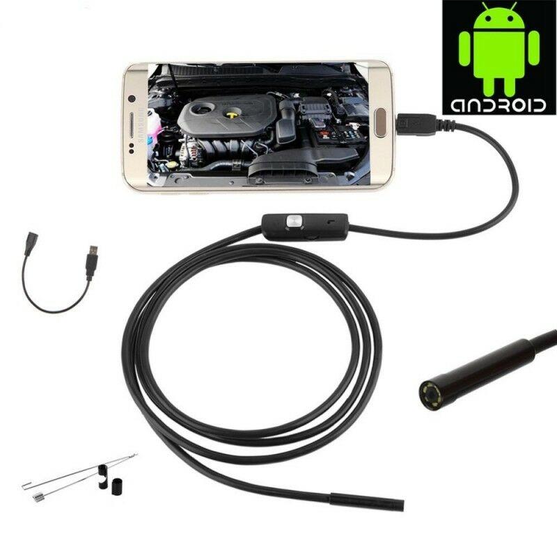 Endoszkóp kamera - android kompatibilis (vízálló) 10m