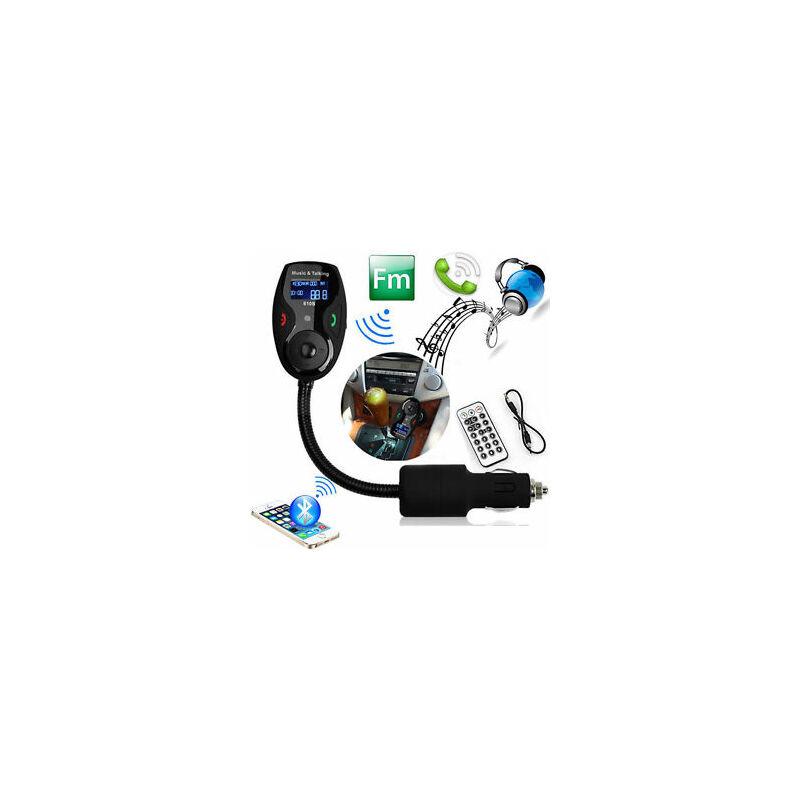 Bluetooth FM transzmitter / FM modulátor flexibilis szárral