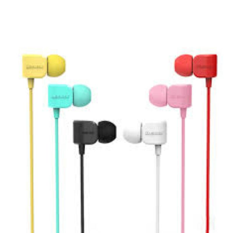 Remax RM-502 headset, fülhallgató - türkiz
