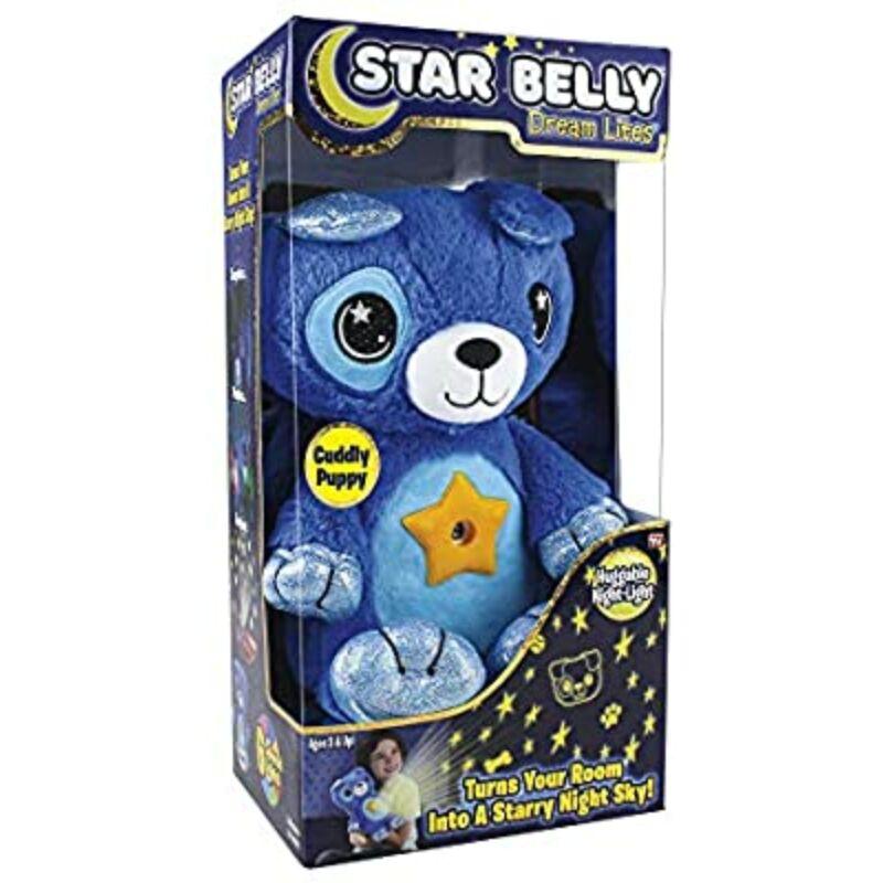 Világító plüss Figura(Star Belly) Maci