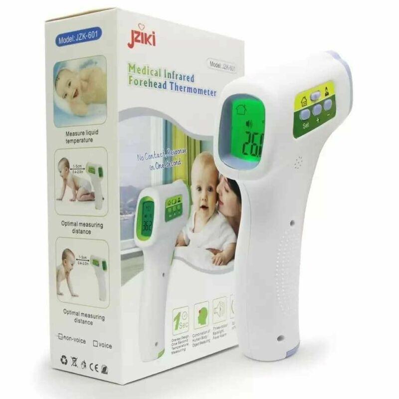 Érintés nélküli infravörös testhőmérő